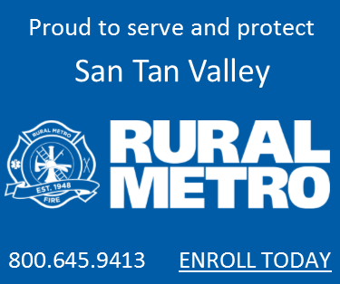 Proud to Serve and Protect Rural Metro